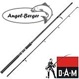 Angel-Berger DAM Spinnrute Steckrute Custom Edition in verschiedenen Längen (2.40m)