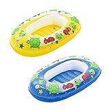 Bestway aufblasbares Schlauchboot für Kinder 'Kiddie Raft', sortiert 102 x 69 cm
