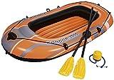 Bestway - Kondor 2000 - Schlauchboot-Set, für 1 Erwachsenen und 1 Kind, 188 x 98 x 30 cm