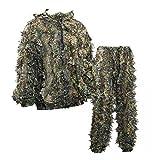Deerhunter Gillie-Anzug, Größe L/XL, 116,8 cm Brustumfang