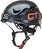 Climbing Technology Galaxy Helm Unisex Erwachsene, Unisex, 6X94805CTSTD, Schwarz, 50/61 cm