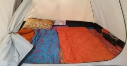 Camping Matratze Test