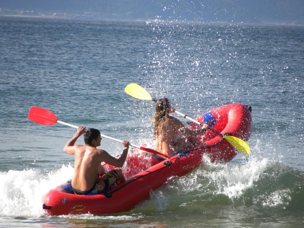 Schlauchboot Test