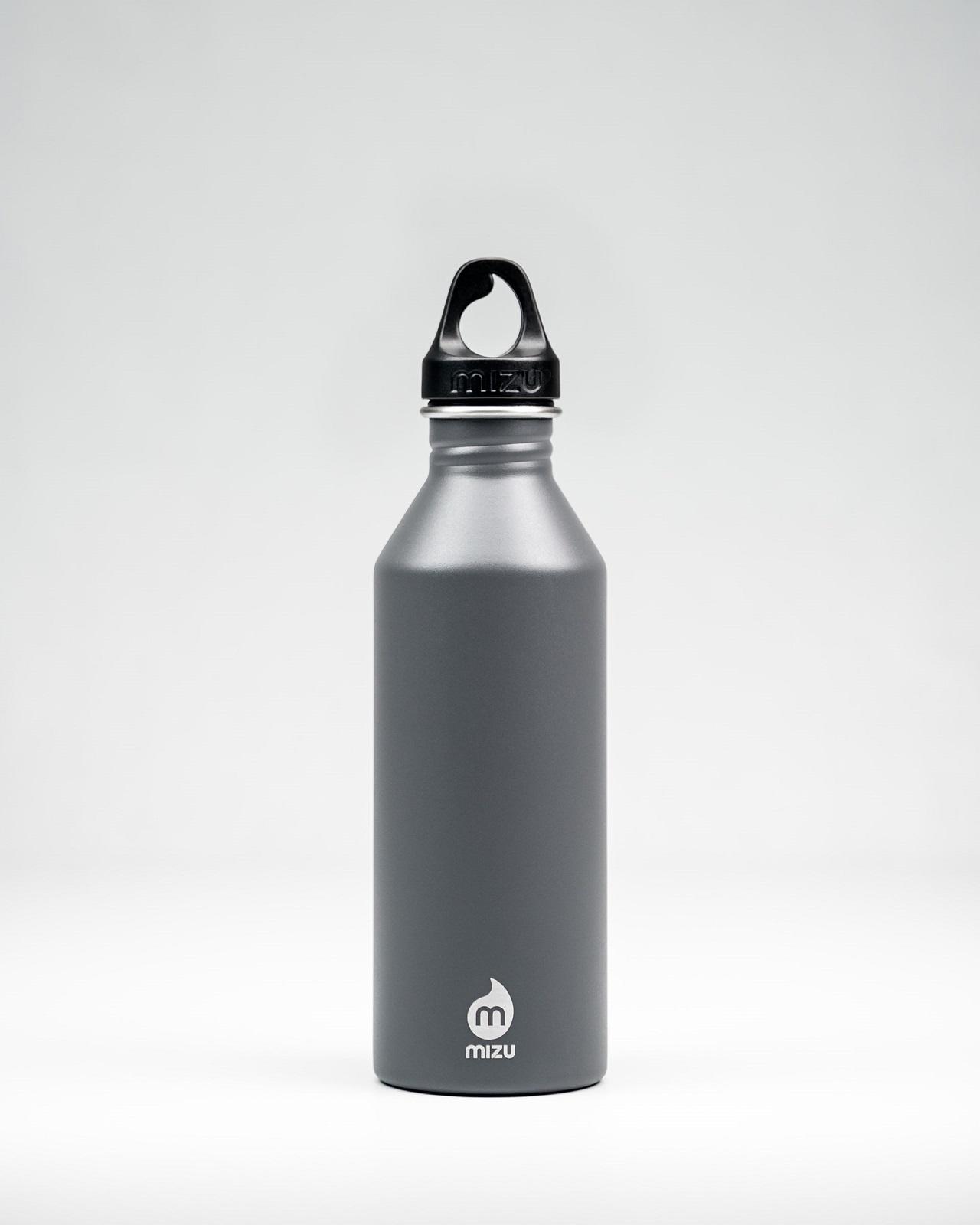 Alu-Trinkflaschen gibt es in unterschiedlichen Designs und Größen.