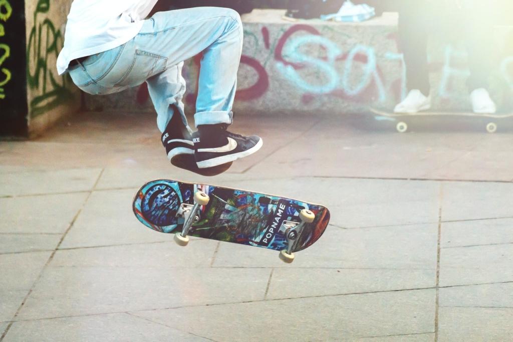 Skateboard Test